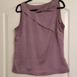 Simply vera blouse with zip on side